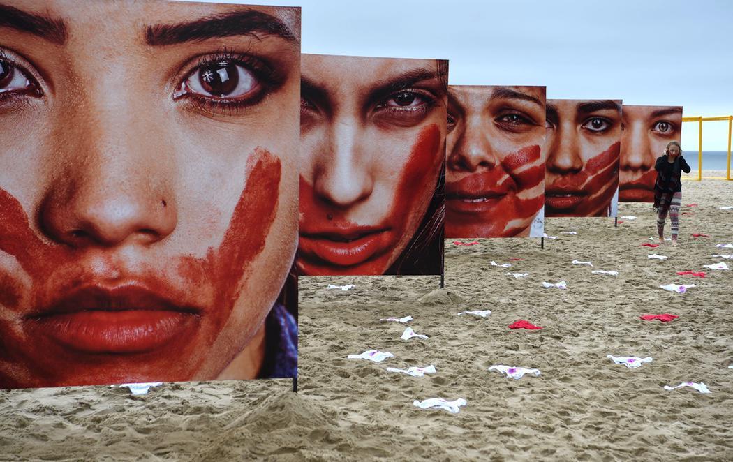 Brasil dice 'no' a las agresiones sexuales