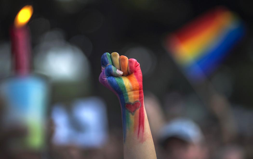 El mundo entero condena la homofobia