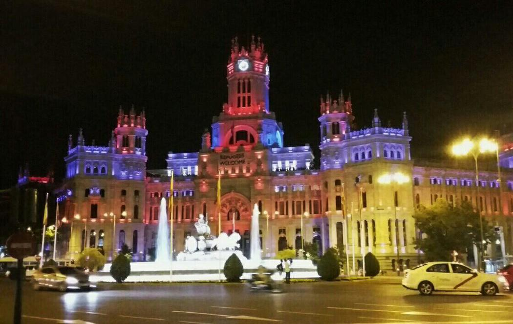 El Ayuntamiento de Madrid, contra el Brexit