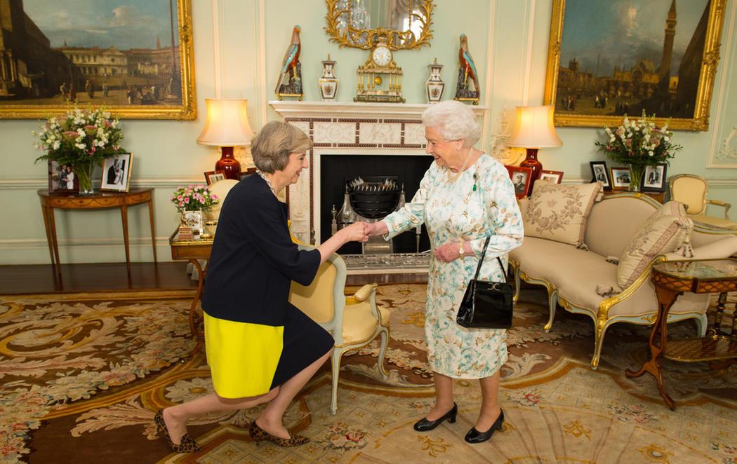 Theresa May es la nueva Primera Ministra de Reino Unido
