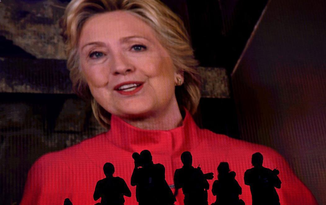 Hillary Clinton es elegida oficialmente candidata a la Casa Blanca