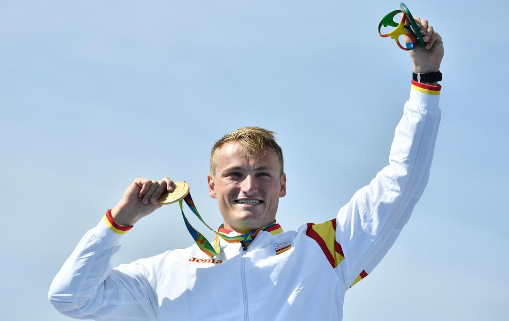 El piragüista Marcus Walz consigue otro oro español