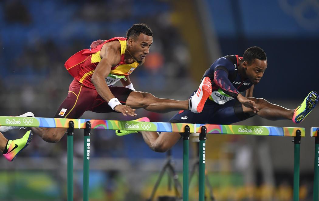 Orlando Ortega devuelve el honor al atletismo español