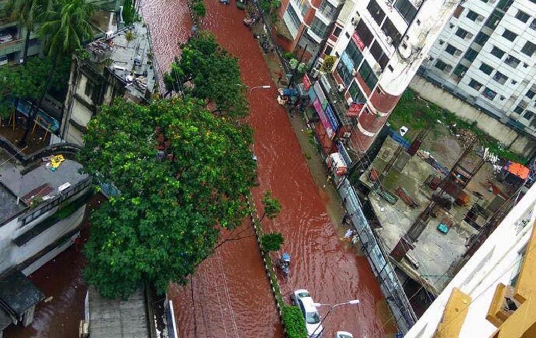 Ríos de sangre en Dacca