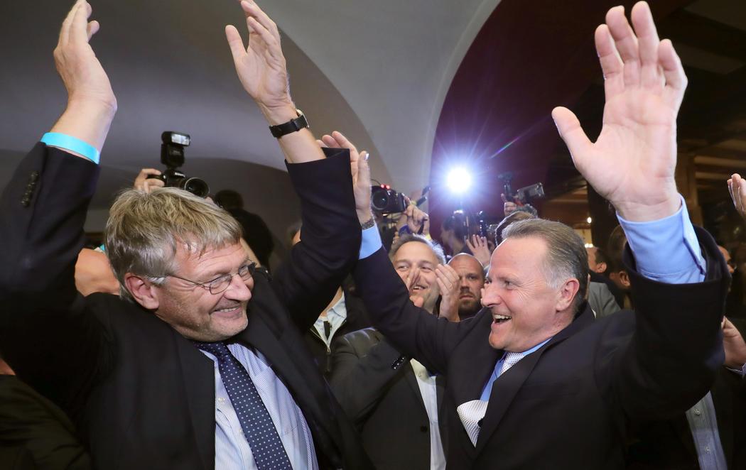 El xenófobo AfD, el partido que más escaños gana en las elecciones de Berlín
