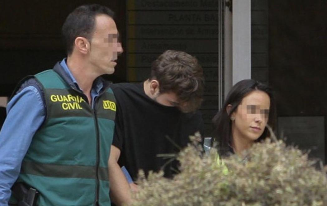 El asesino de Pioz confiesa el crimen después de entregarse en España