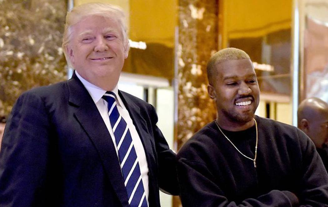 Donald Trump y Kanye West se reúnen en la Torre Trump