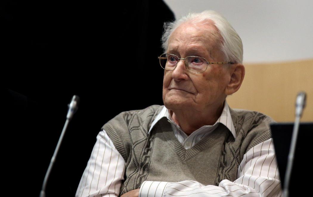 Uno de los últimos nazis vivos y juzgados