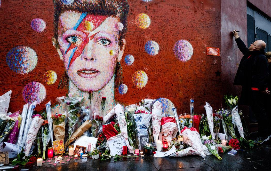 Un año sin David Bowie