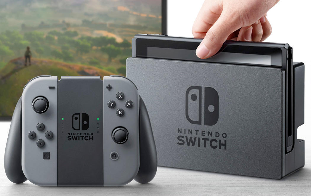 ¿Ya has reservado tu Nintendo Switch?