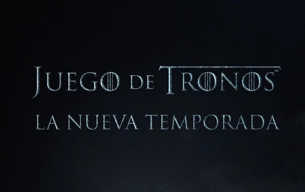 'Juego de Tronos' ya tiene fecha de estreno de su séptima temporada