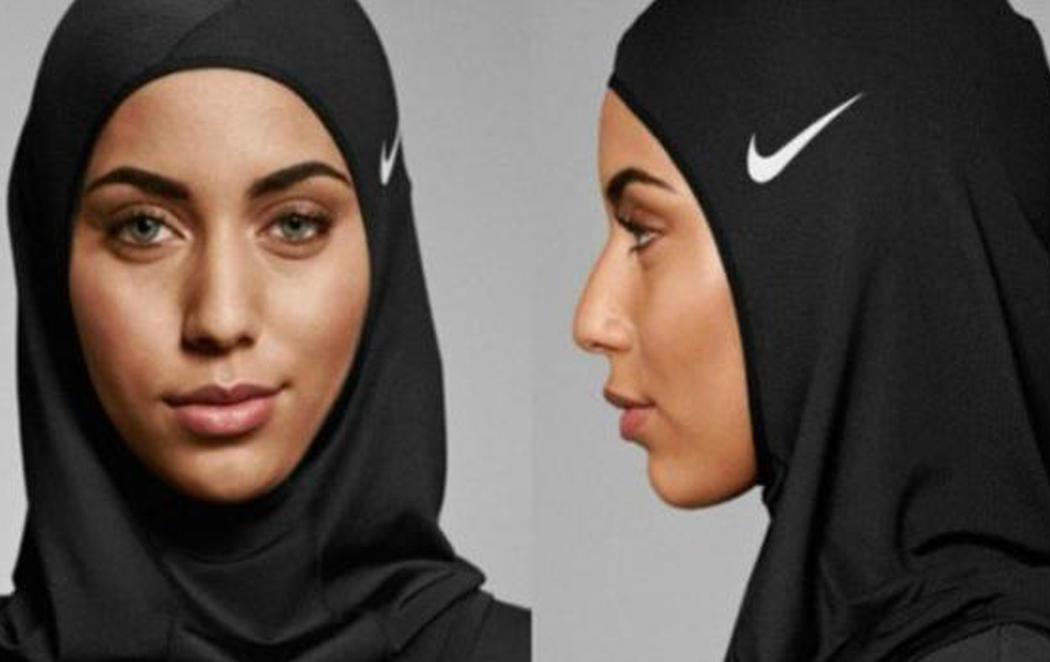 Nike diseña un hiyab deportivo y recibe multitud de críticas