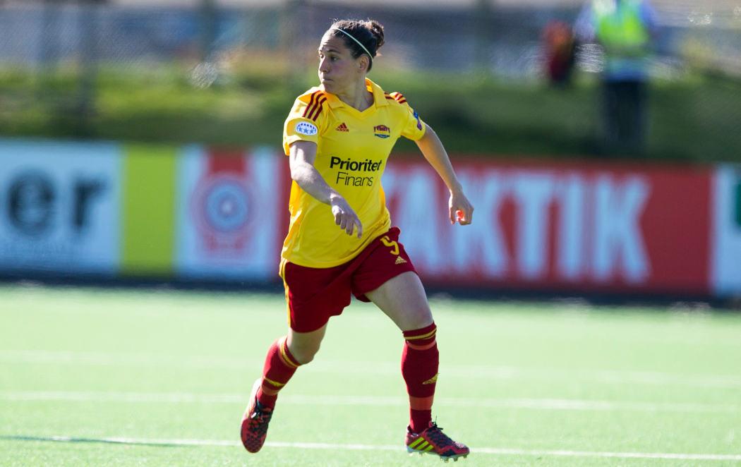 Verónica Boquete nominada por la BBC a futbolista del año