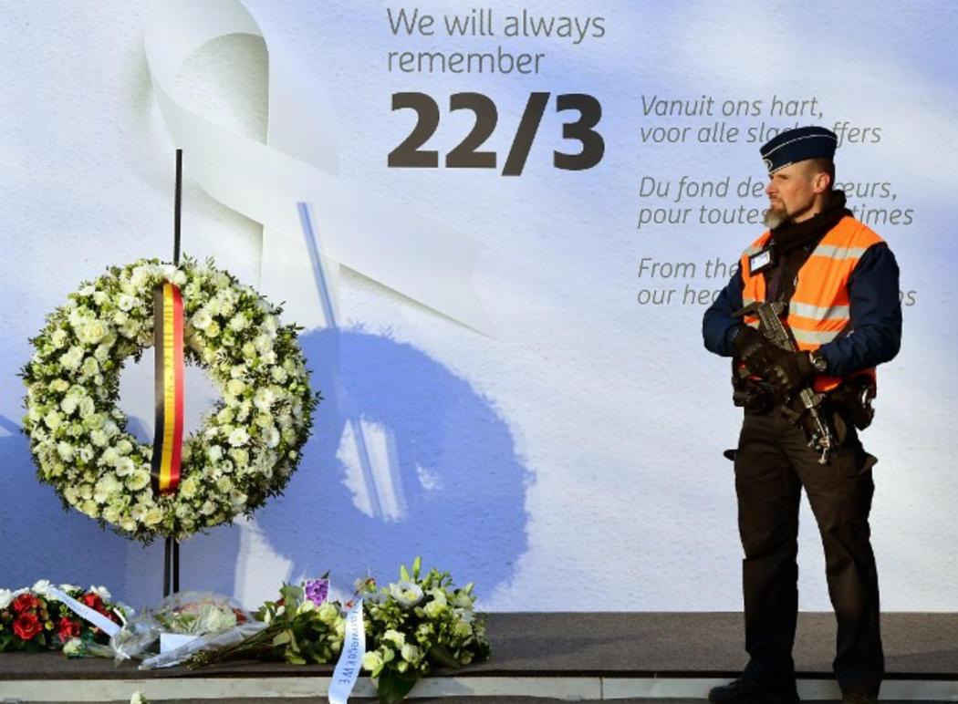 Se cumple un año del atentado terrorista de Bruselas, que recuerda a las 32 víctimas mortales