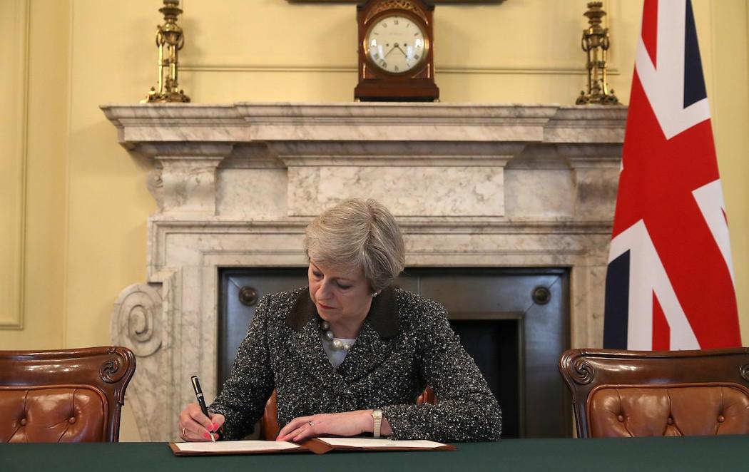 Brexit descargado. Iniciando instalación...