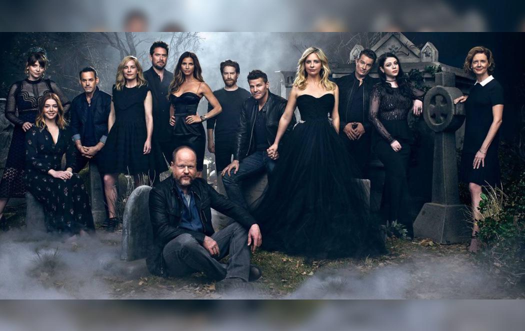 El elenco de 'Buffy, Cazavampiros' se reúne 20 años después