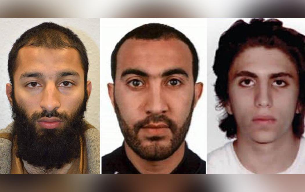 Identificado el tercer autor de la masacre de Londres