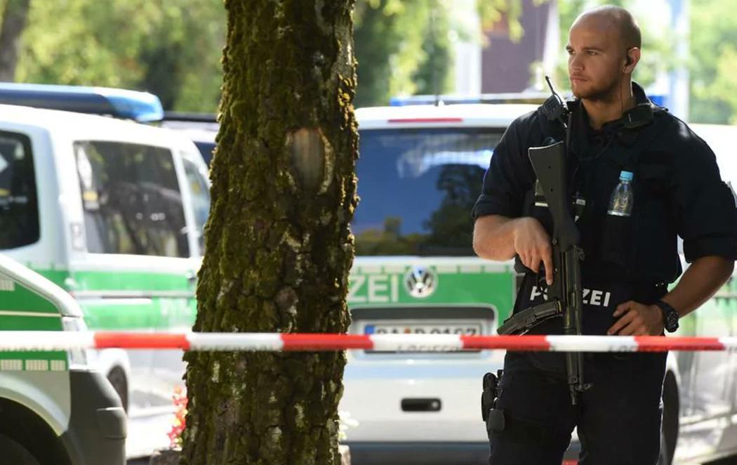 Un tiroteo en una estación de trenes cerca de Múnich deja cuatro heridos