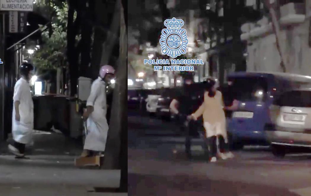 Detienen a tres yihadistas muy radicalizados en Madrid a dos días del World Pride