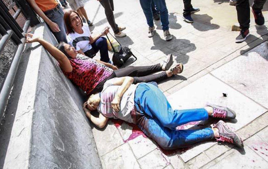Un muerto y tres heridos durante la celebración del Referéndum en Venezuela