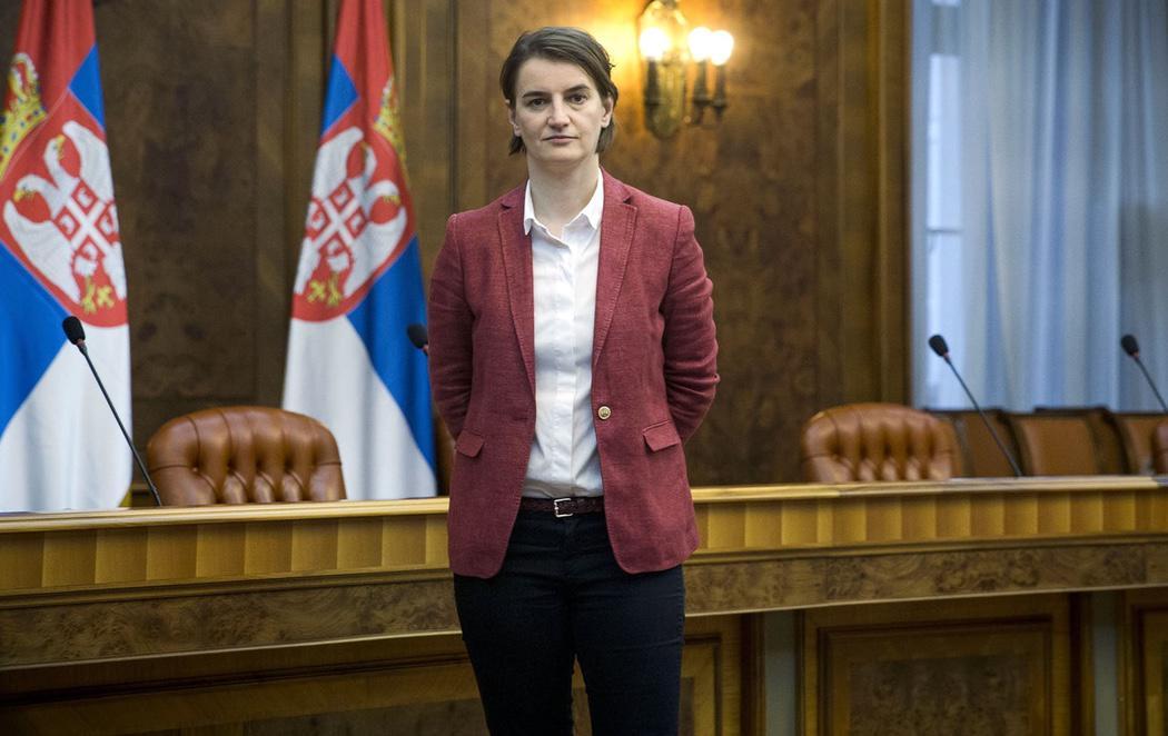 "La primera ministra serbia: ""No quiero que sólo se me valore como la primera presidenta lesbiana"""