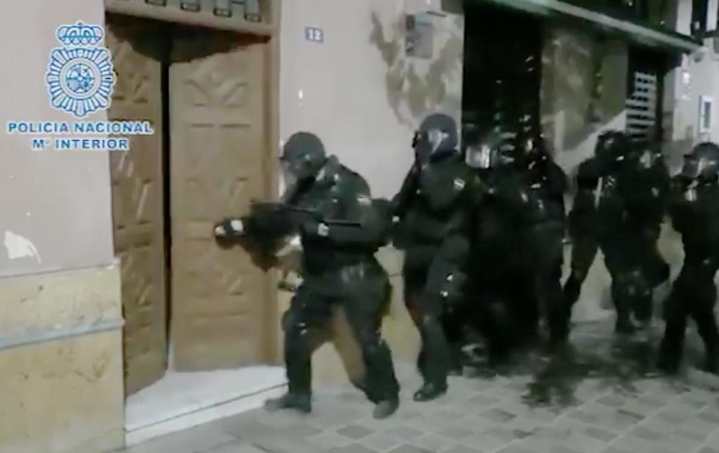 Desmantelada una célula yihadista dispuesta a atacar España en cualquier momento