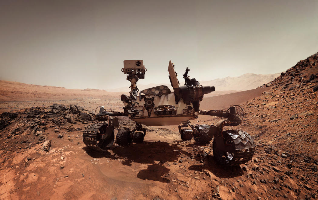 NASA: Nuevas evidencias sobre la posibilidad de vida en Marte
