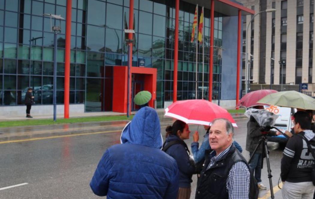 La Guardia Civil irrumpe en la comisaría de los Mossos de Lleida por orden judicial