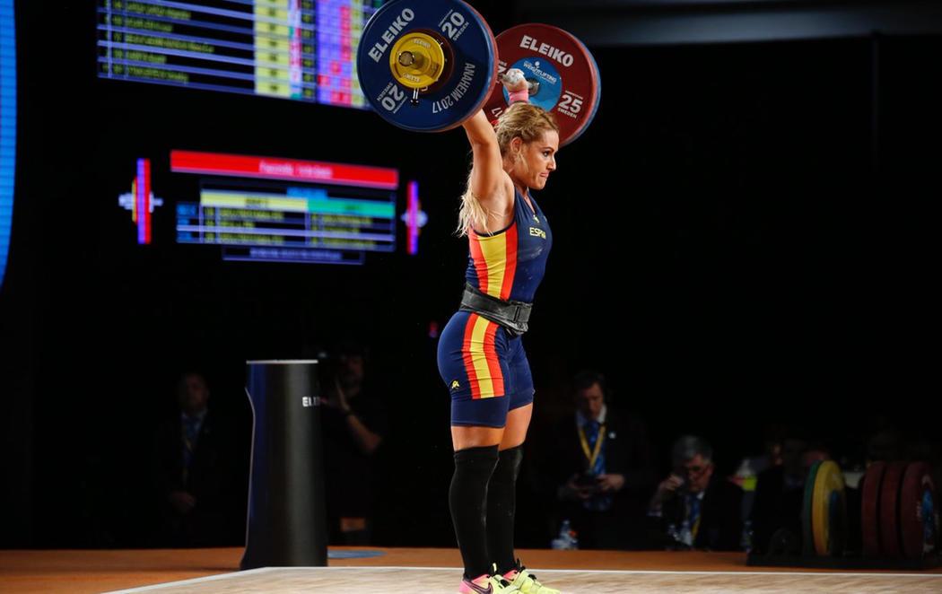 Lydia Valentín cumple su sueño: se convierte en campeona del mundo en halterofilia