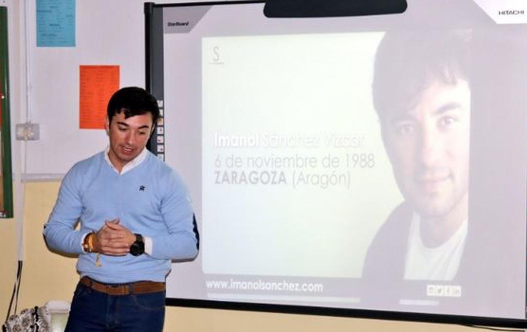 """El diestro Imanol Sánchez denuncia una """"persecución online"""" tras impartir clases de toreo en un colegio público"""