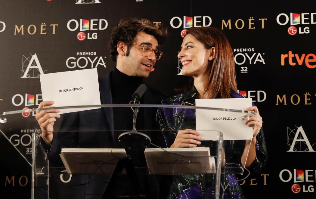 Ya conocemos la lista de nominadoa a los Goya 2018