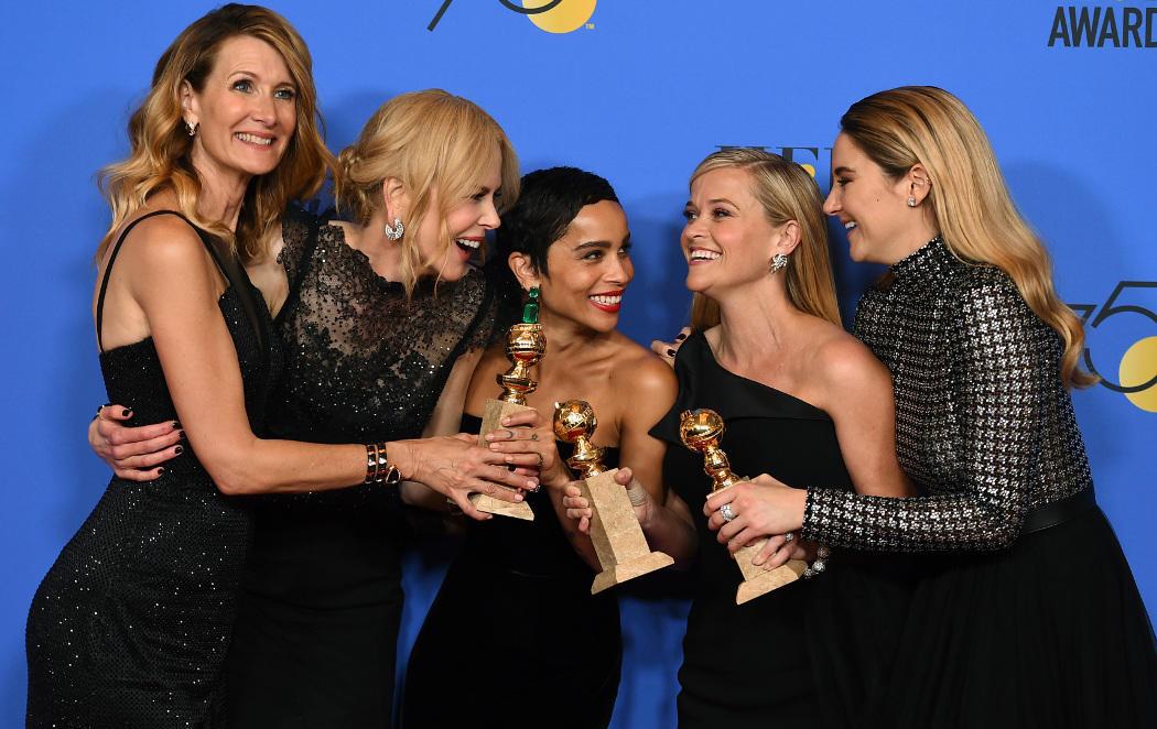 Los Globos de Oro inauguran la temporada de premios
