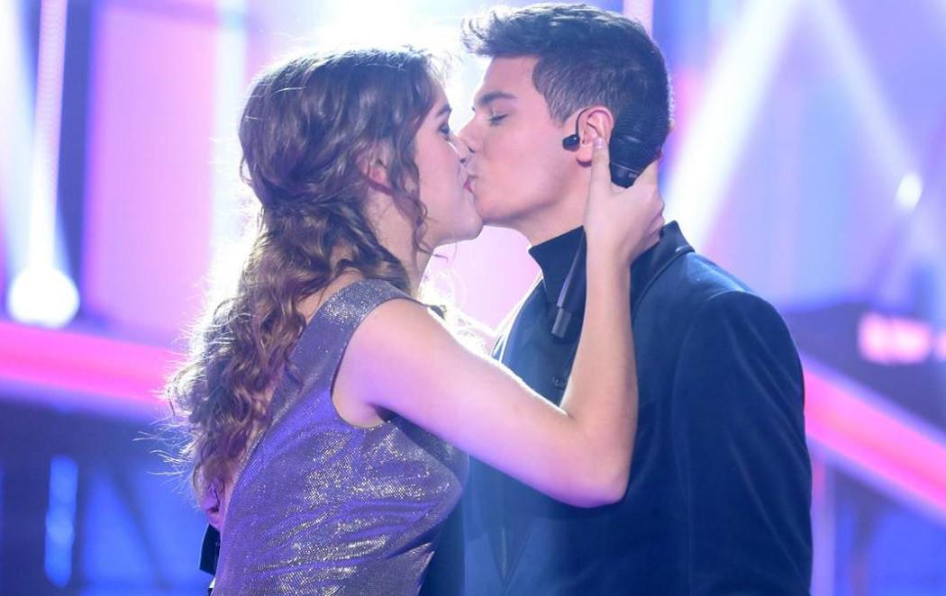 Amaia y Alfred nos sorprenden con un nuevo y legendario beso en OT