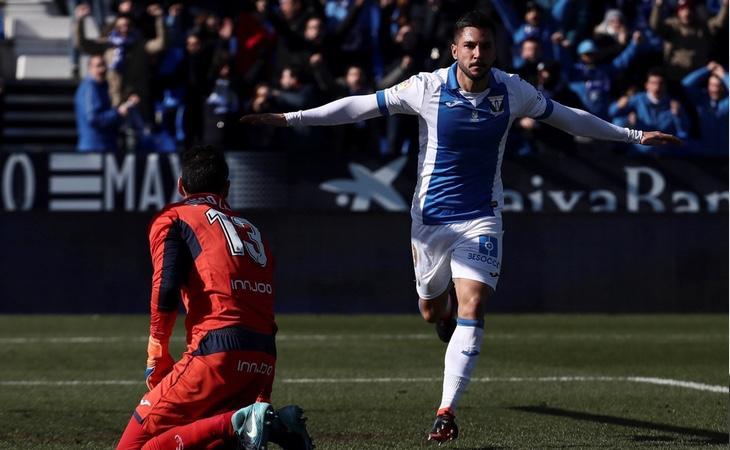 El Leganés barre al Espanyol después de que Mario Hermoso meta dos autogoles en su propia portería