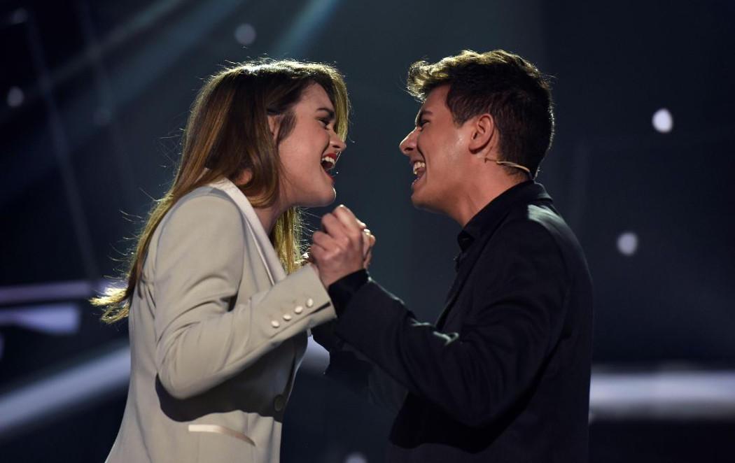 Amaia y Alfred irán a Eurovisión con 'Tu canción'