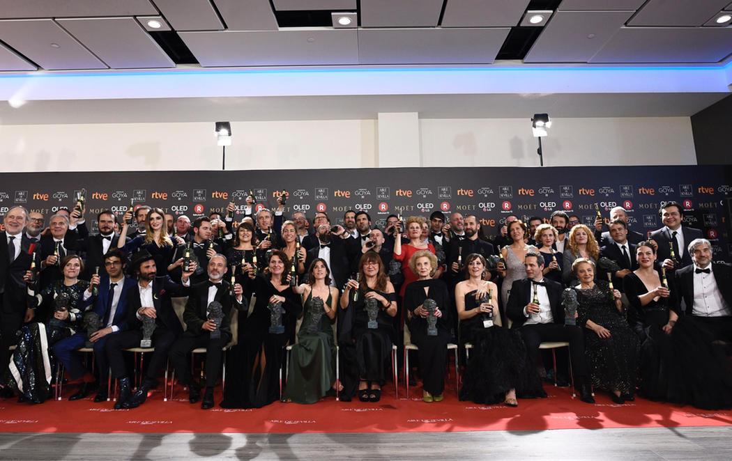 Los Goya 2018: una gala decepcionante con un sabor feminista