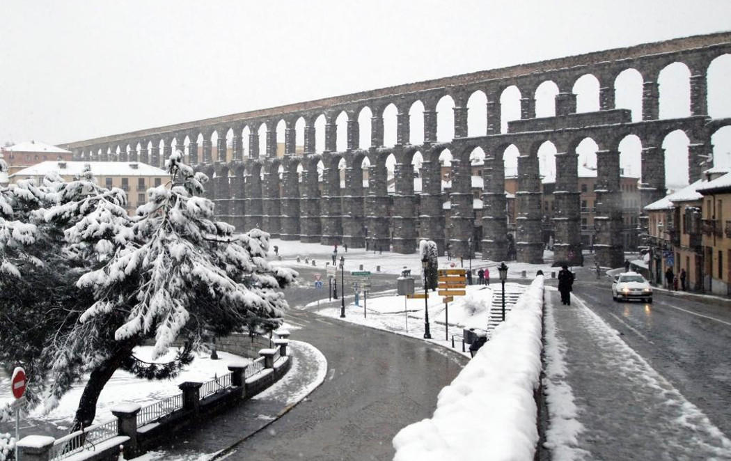 Ha caído la gran nevada