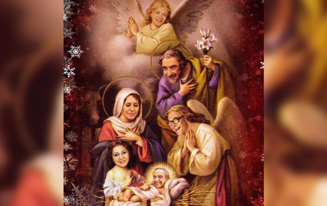 El fotomontaje religioso de la Cope que no será multado