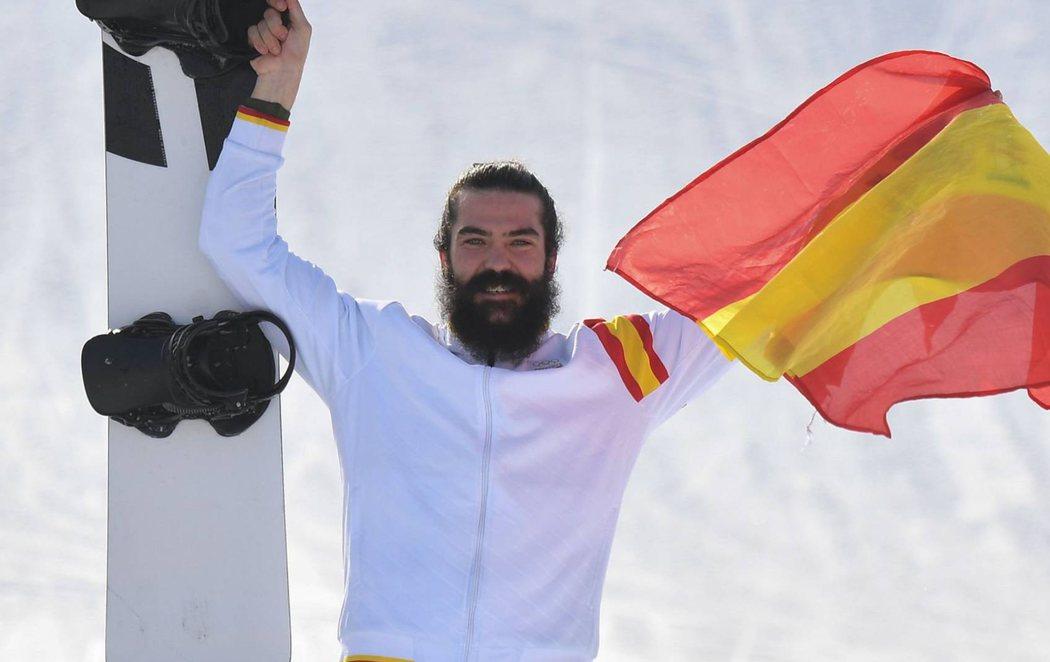 Regino Hernández consigue bronce para España en los JJOO de invierno tras 26 años sin medallas
