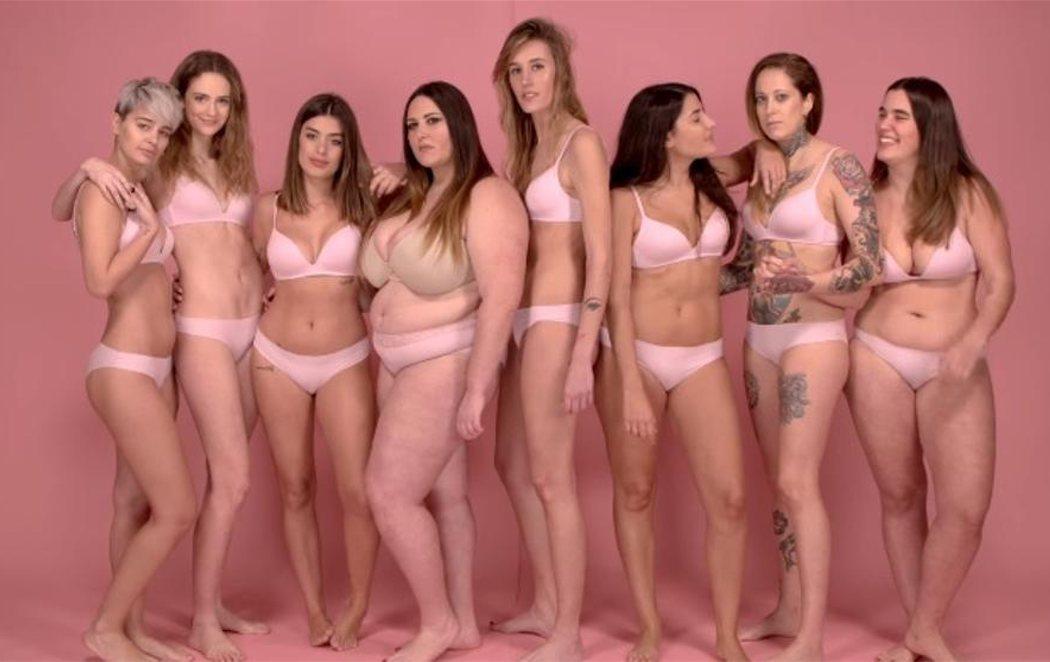 Dulceida, Laura Escanes y otras influencers se desnudan para reivindicar los cuerpos imperfectos