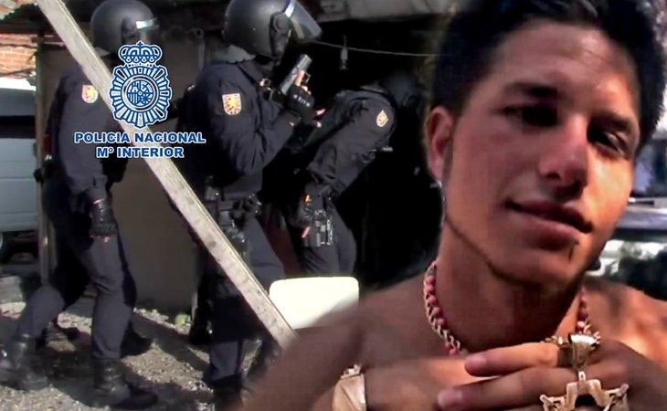 Detienen de nuevo a El Rafita, asesino de Sandra Palo, por robo y desguace de coches