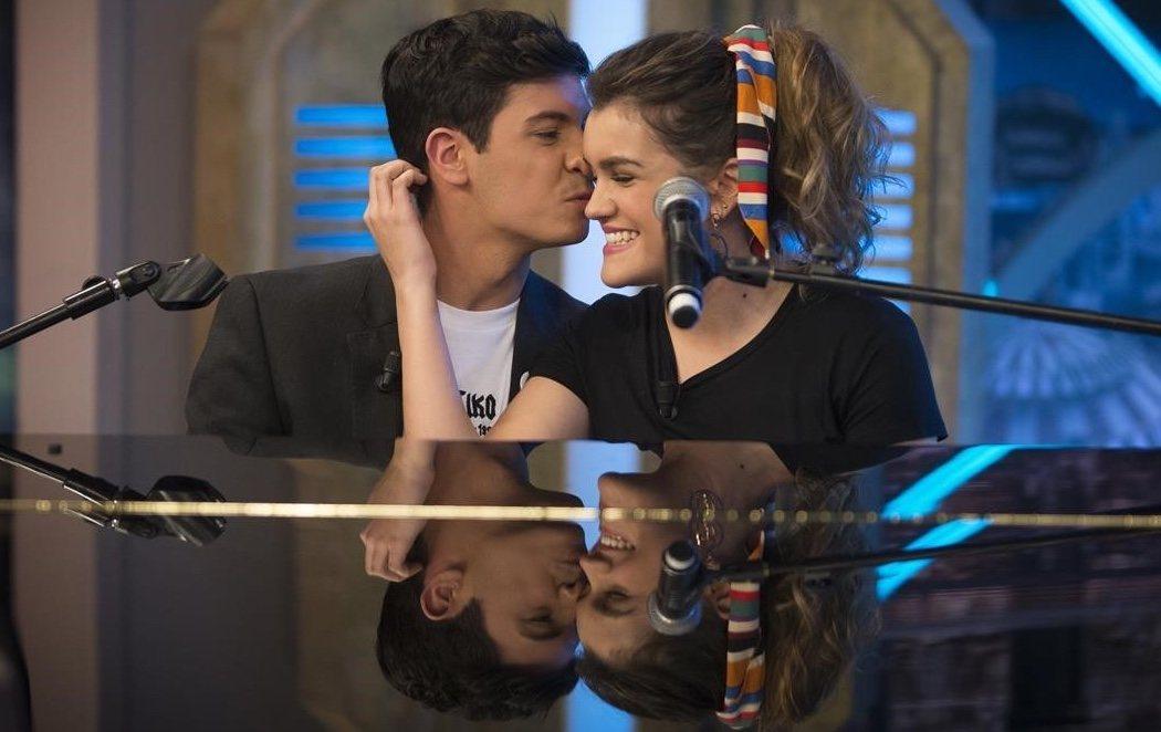 Amaia y Alfred siguen enamorando en 'El Hormiguero'