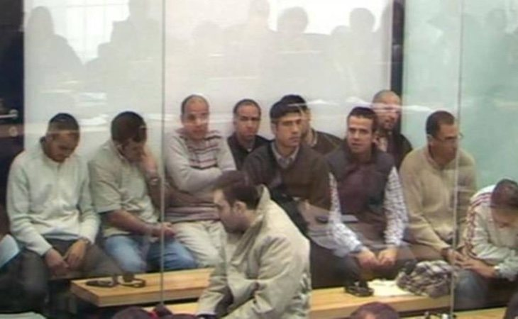 Solo ocho de los 18 condenados por el 11-M continúan en prisión