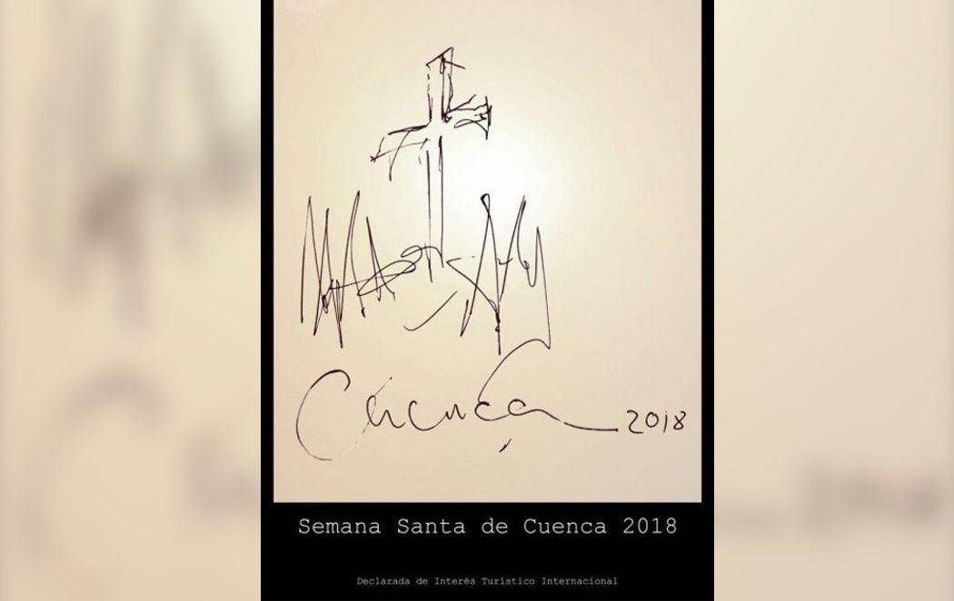 El cartel de la Semana Santa de Cuenca se hace viral y desata todo tipo de bromas