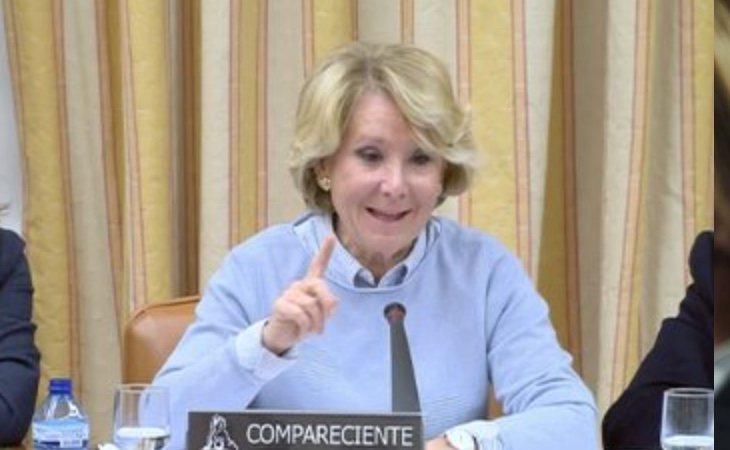 Aguirre dice que su pensión no llega para pagar la luz al explicar la financiación ilegal de su partido