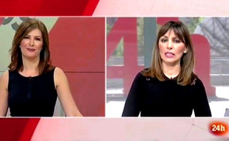 TVE se viste de luto contra la manipulación impuesta por el Gobierno