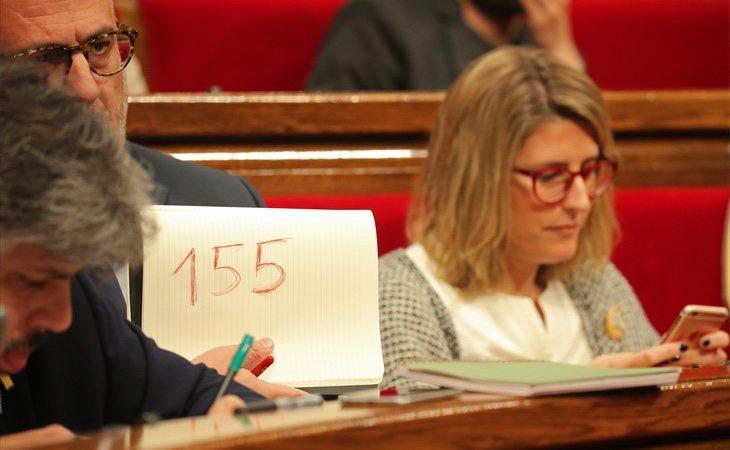 El Parlament fuerza el cambio del reglamento para que Puigdemont gobierne Cataluña desde Berlín