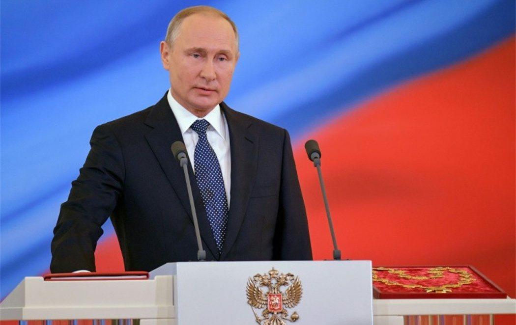 Vladimir Putin inicia su cuarto y último mandato al frente de Rusia