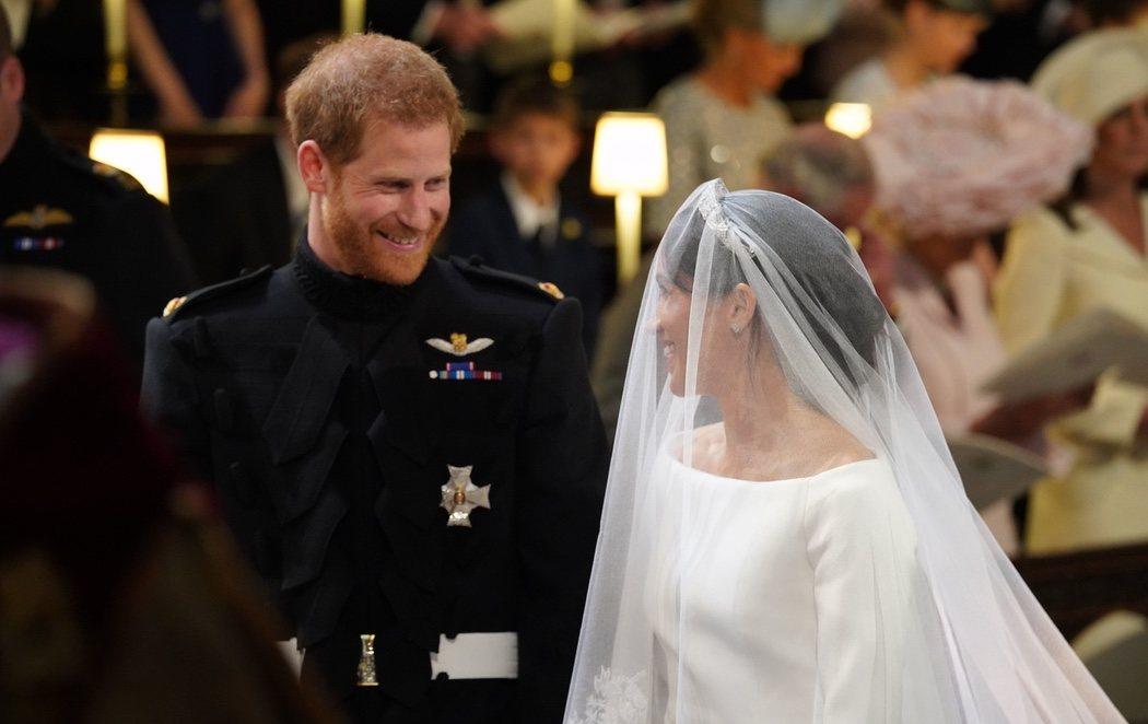 Boda real: el enlace entre el príncipe Harry y Meghan Markle