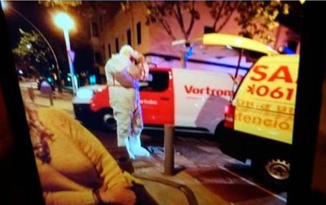 Activada la alerta por ébola en Palma ante un bote de sangre sospechoso